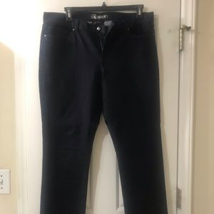 NY & Co low rise skinny jean
